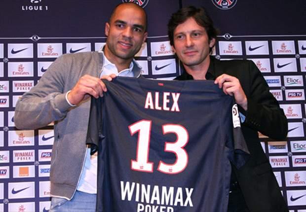 """Il Psg è in buone mani, lo assicura Alex: """"Ancelotti è leale e sa come trattare i giocatori"""""""