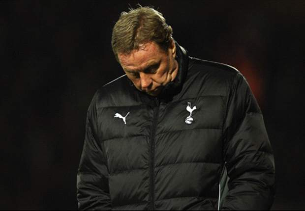 Circle of life: Redknapp out of options after Tottenham as Di Matteo symbolises young man's game