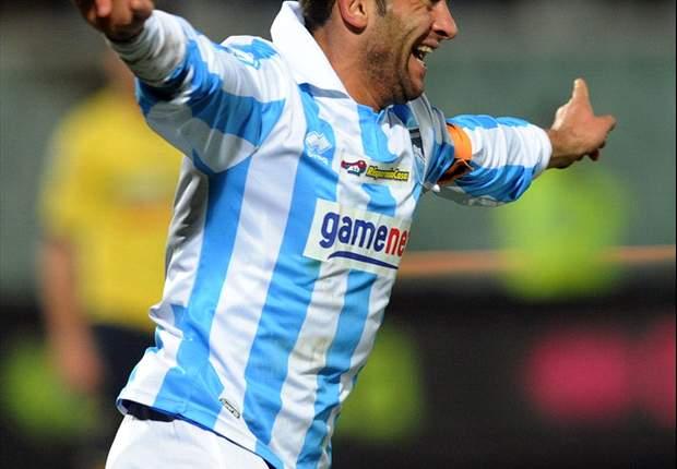 """Bomber Sansovini esalta il suo Spezia: """"Abbiamo tanta qualità, col Brescia vittoria di sacrificio"""""""