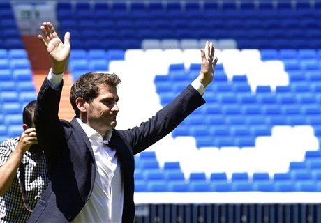 Porto chief mocks Mou's Casillas rant