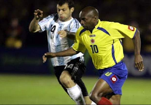 Mascherano trains in Argentina defence as Sabella seeks lineup to face Brazil