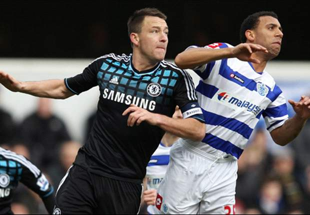 QPR's Ferdinand prepared to snub Terry handshake - report