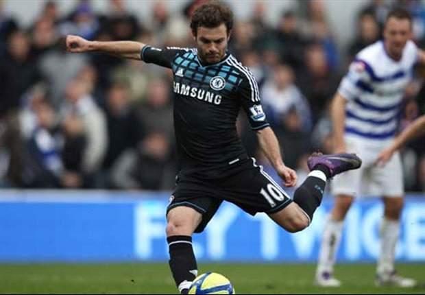 Piala FA: Penalti Juan Mata Menangkan Chelsea