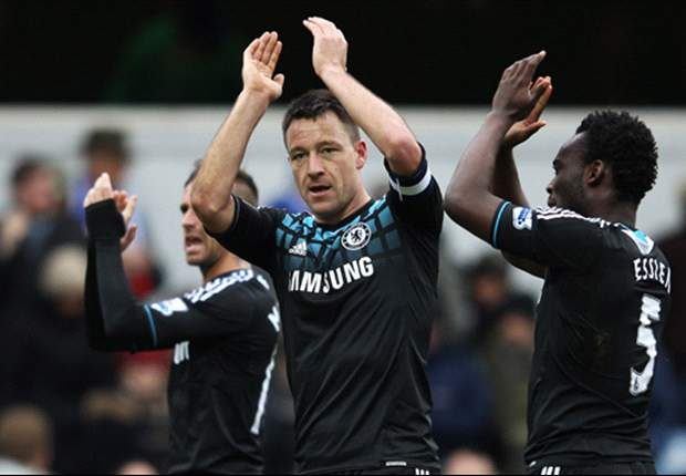 Chelsea-Manchester United: Ujian Tanpa John Terry