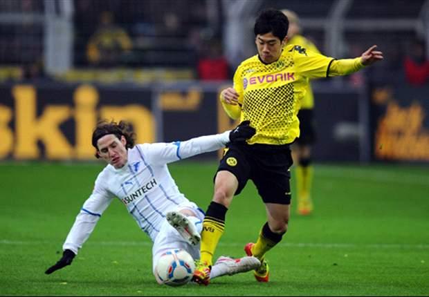 Shinji Kagawa: Dortmund muss die gute Form halten, um Chancen auf den Titel zu haben