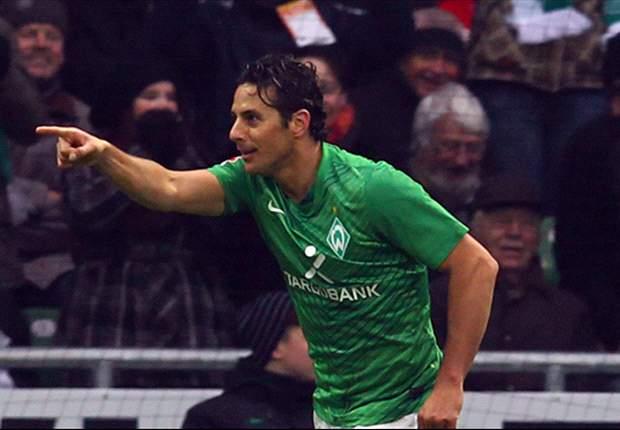 Allofs denies Pizarro agreement with Bayern Munich