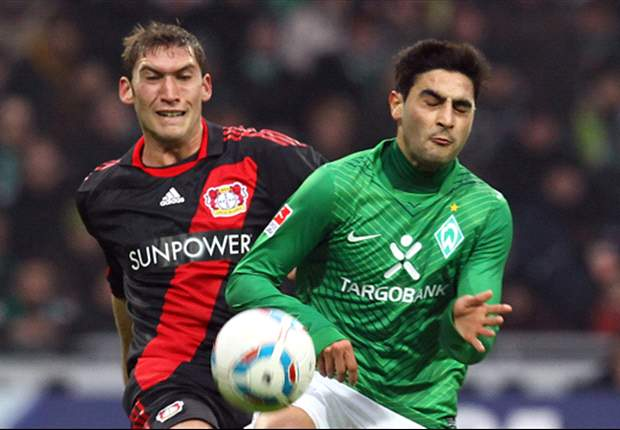 Werder Bremen und Bayer Leverkusen nehmen sich gegenseitig die Punkte weg
