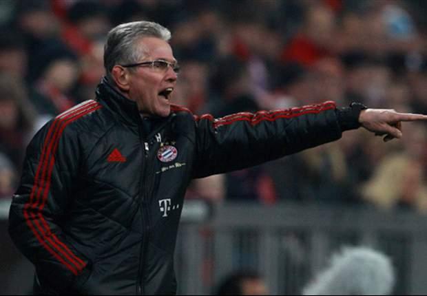 """Heynckes freut sich auf Dortmund: """"Zwei Mannschaften, die klasse Fußball spielen"""""""