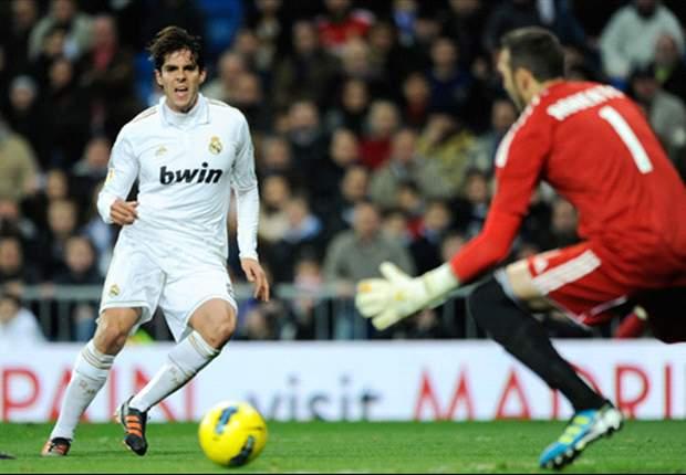 Kaka 'happy' at Real Madrid after win over Zaragoza