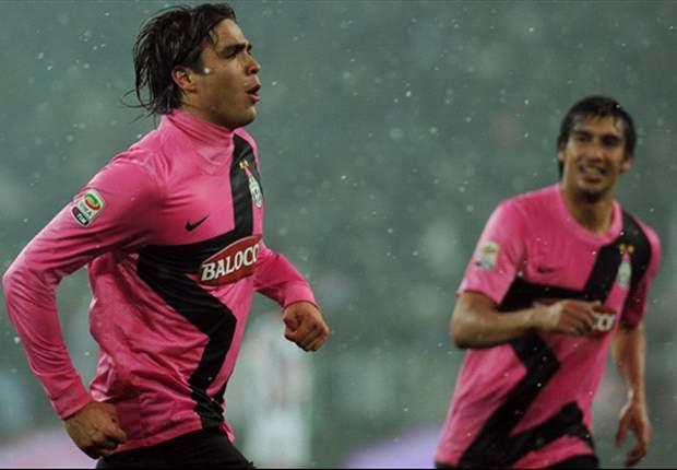 TEAM NEWS: Mirko Vucinic and Simone Pepe return for Juventus against Siena