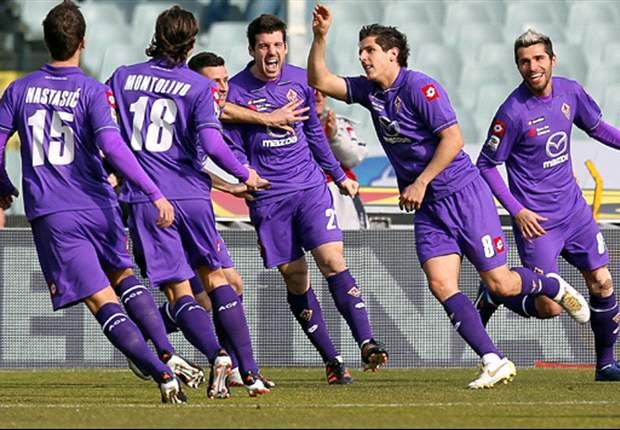 Fiorentina wint Toscaanse derby