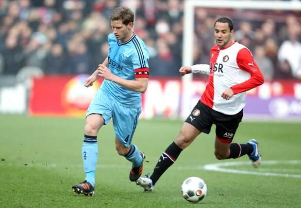Bakkal geniet van zege op Ajax
