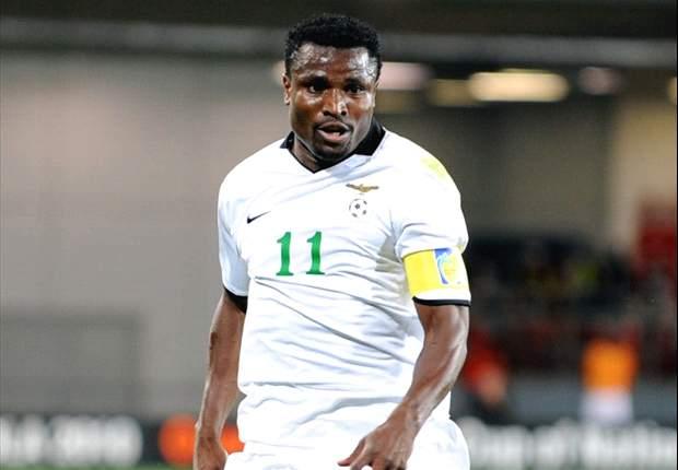 World Player of the Week: Christopher Katongo - Zambia