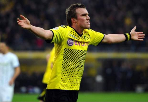 I do not fear anyone in football, I will fight - Grosskreutz not willing to give up his Borussia Dortmund place
