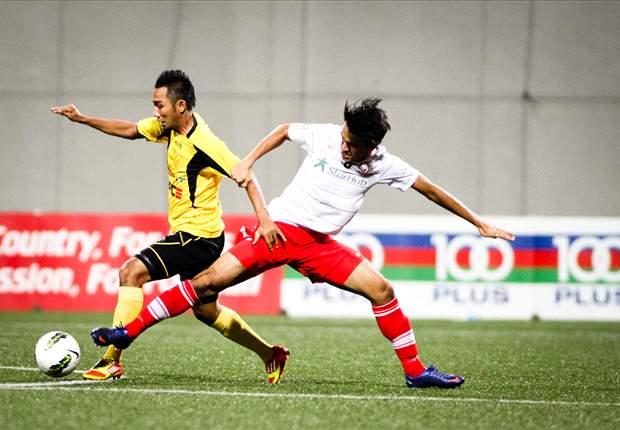 Song Lam Nghe An (Vie) 0-1 Terengganu (MAS): Manaf Mamat nets winner as Turtles clinch valuable victory