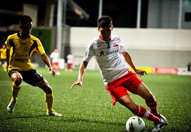 Felda United 0-2 LionsXII: Shaiful Esah and Shahdan Sulaiman get LionsXII back to winning ways