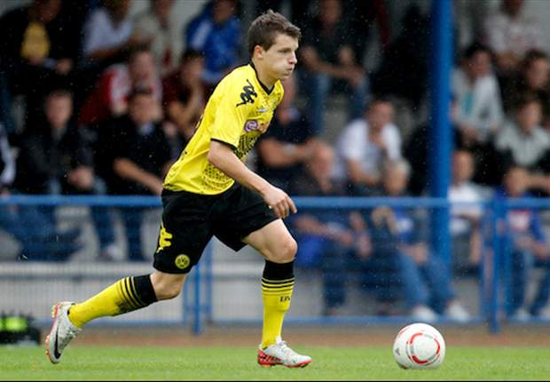 New Arsenal signing Thomas Eisfeld was not one of Dortmund's best prospects, but he has potential