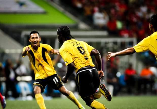 Goal.com's Malaysian Super League Team of the Week