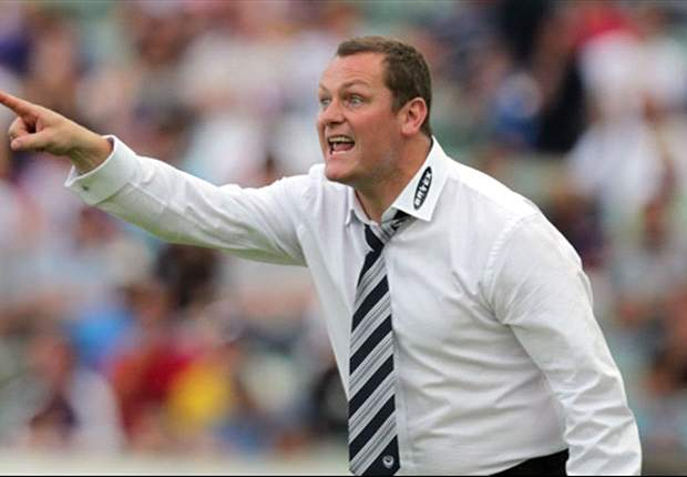 Jim Magilton firms for full-time Melbourne Victory coaching role - report