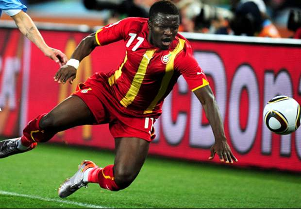 TEAM NEWS: Dauda in post as Muntari and Essien start for Ghana