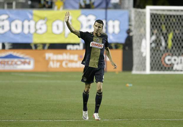 Philadelphia Union reacquire forward Sébastien Le Toux from Red Bulls