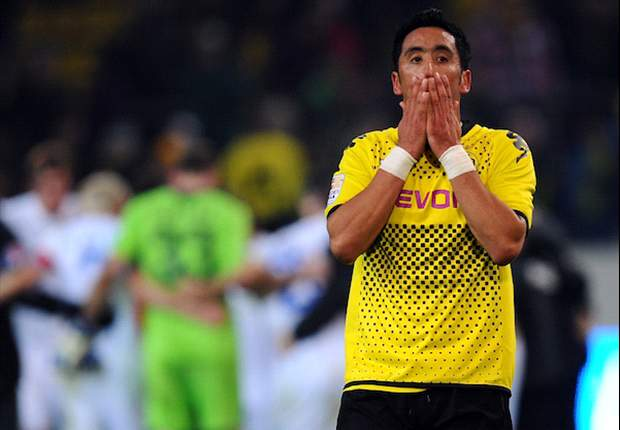 Dortmund's Barrios to join Guangzhou Evergrande - report
