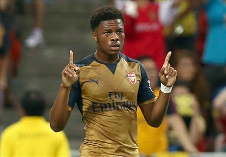 OFFICIAL: Akpom joins Hull on loan