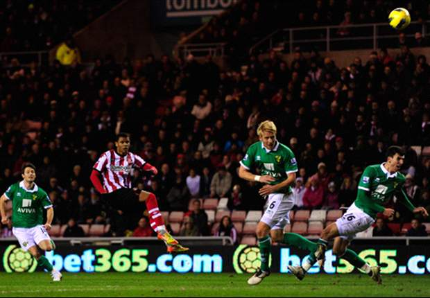 Sunderland 3-0 Norwich City: Campbell & Sessegnon strike before Ayala own goal completes comfortable Black Cats victory