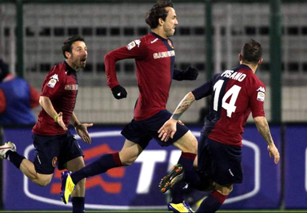 El Cagliari confirmó que Thiago Ribeiro jugará en el Santos