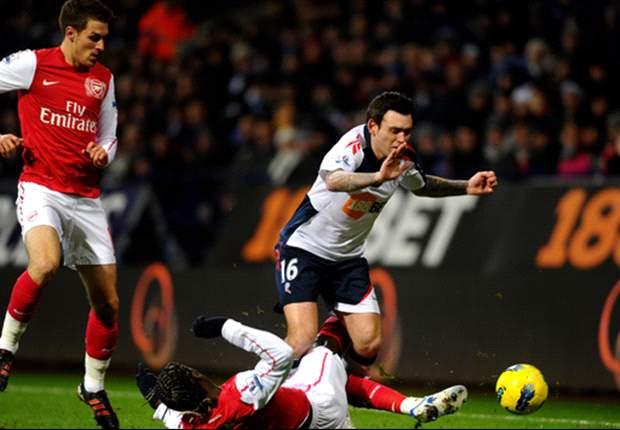 Bolton Wanderers 0-0 Arsenal: Gunners slip to seventh after fourth-straight game without a win
