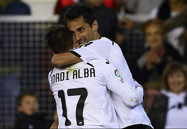 Valencia 1-0 Villarreal: Jonas secures automatic Champions League spot for Los Che