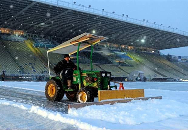 La tempesta dell'Immacolata incombe sulla Serie A, molte le gare a rischio. In dubbio anche Torino-Milan