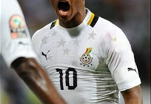 Ghana's Andre Ayew: I'm not bickering with any Black Stars player