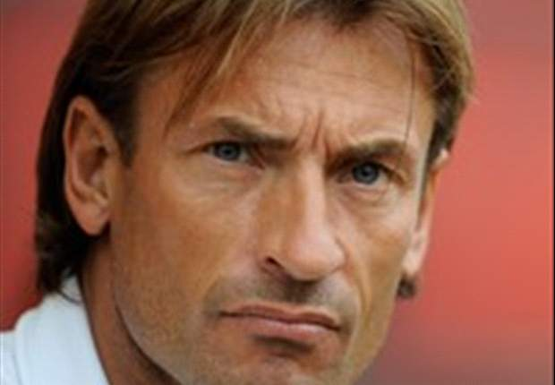 Zambia coach Herve Renard: I am the chosen one
