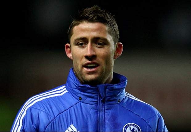 TEAM NEWS: Gary Cahill and Michael Essien start for Chelsea as Ashley Young makes return for Manchester United