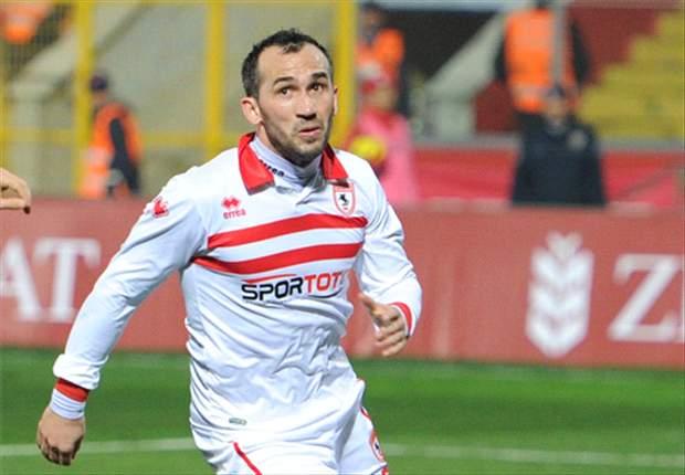 Ex-Bundesliga-Torschützenkönig Theofanis Gekas wechselt in die Türkei zu Belediyespor
