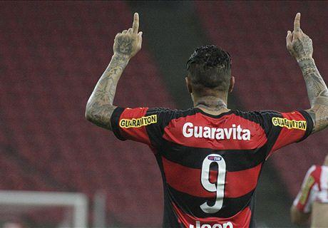 AO VIVO: Flamengo 2x0 Santos