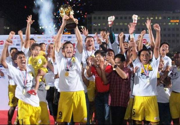 S.League clubs Tampines Rovers and Singapore Armed Forces FC in tricky AFC Cup groupings