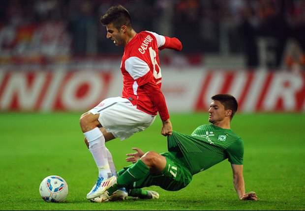 """Werder-Profi Ignjovski: """"Wir haben eine große Qualität"""""""
