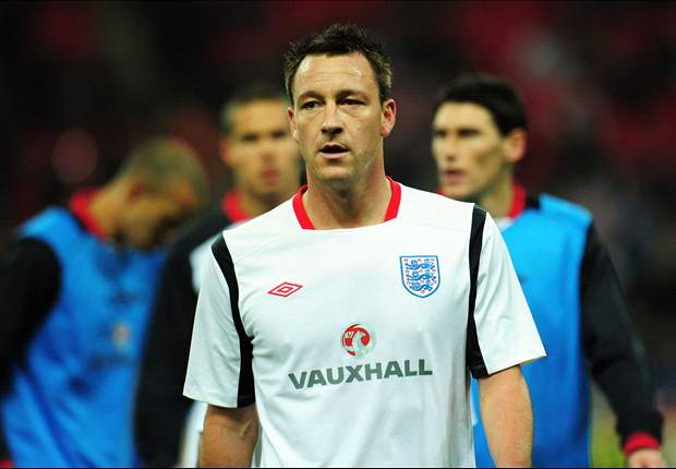 Terry yet to hear from England boss Hodgson over Euro 2012