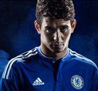 Revealed: Chelsea's new home kit
