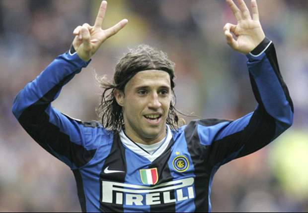 Hernan Crespo: Scudetto win when Juventus were in Serie B was my best Inter moment