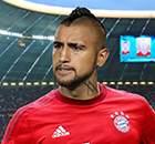 Bagaimana Formasi Bayern Dengan Hadirnya Vidal?