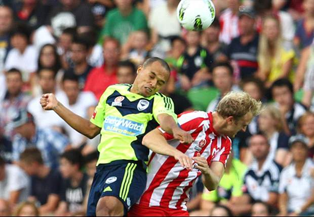 Match report: Melbourne Heart 0 Melbourne Victory 0