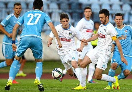 Match Report: Slovan 1-0 UCD