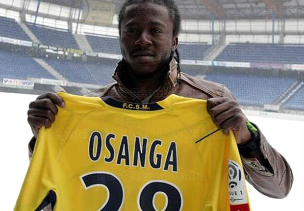 Former Nigeria Under-20 winger King Osanga relishes challenge at Sochaux