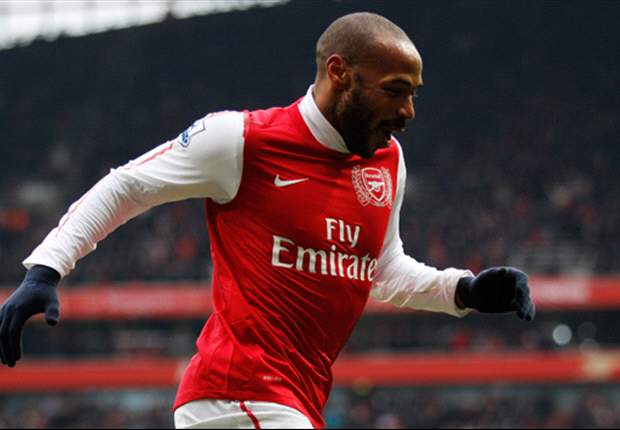 Henry eyeing future 'dream' managerial role at Arsenal