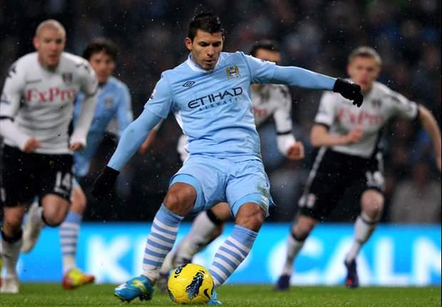 Bungkam Fulham, Manchester City Kembali Menjauh Dari Manchester United
