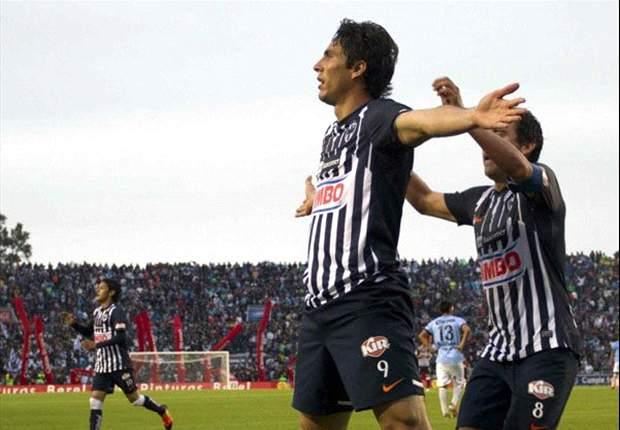 Aldo de Nigris y Raúl Jiménez piden paso en el Tri con base en goles