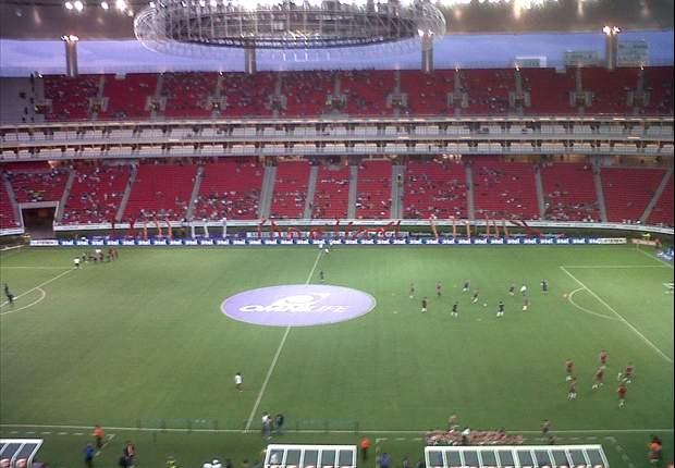 Clausuran el Estadio Omnilife después del Clásico Tapatío